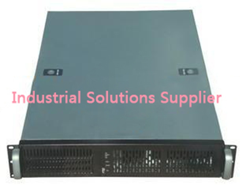 NEW 2U550 2U Industrial Computer Case Server Computer Case 7 Hard Drive 3 Fan 550mm Long new 2u industrial computer case 2u server computer case 6 hard drive 2 optical drive 550 large panel high