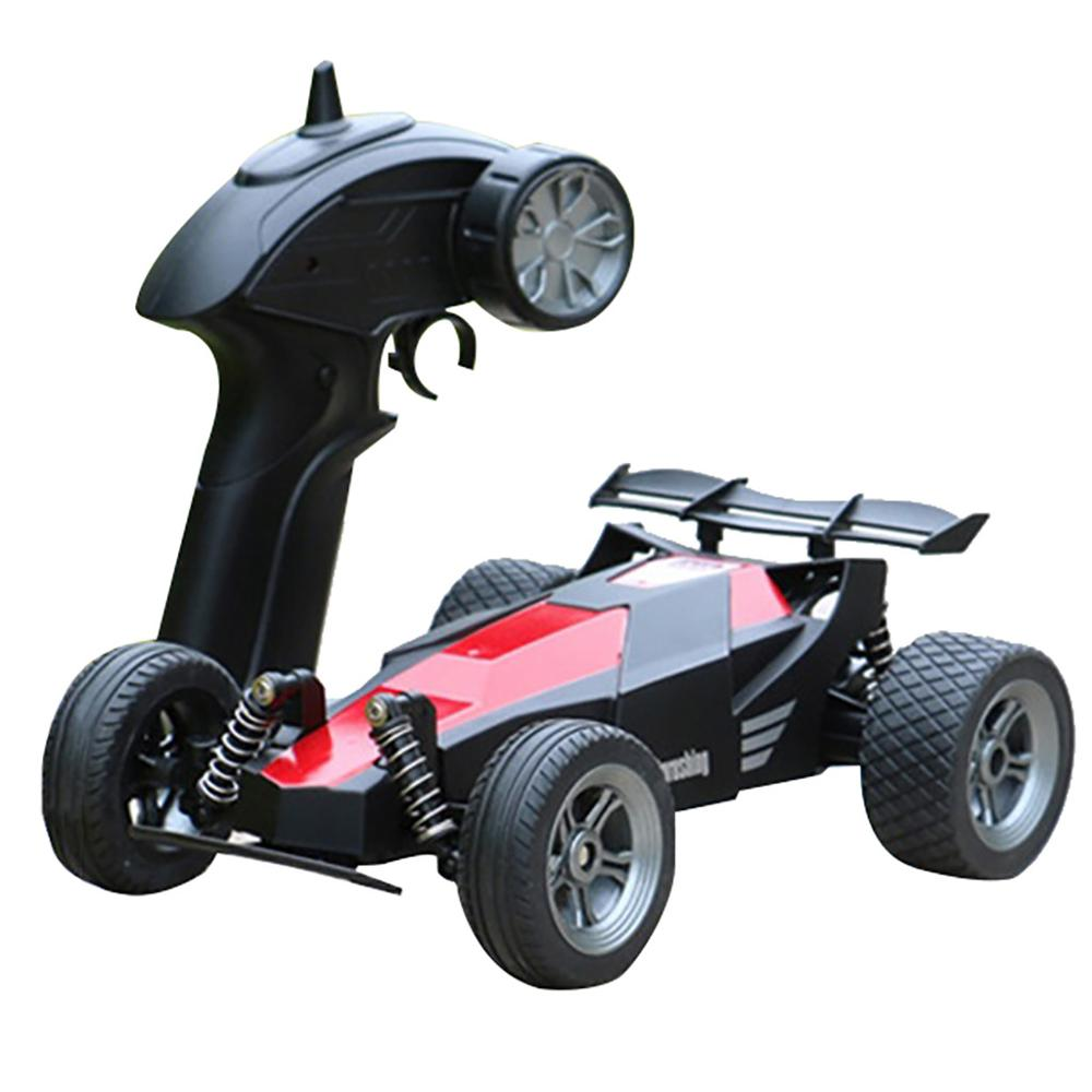 Image 2 - Remote Control Car Children's Toy Trail Sports Car Model Equation Drift Racing-in RC Cars from Toys & Hobbies