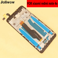 FOR Xiaomi Redmi Note 4x Note4x LCD Display Touch Screen Frame Tools FOR Global Version Qualcomm