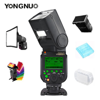 YONGNUO YN968N Wireless Flash Speedlite TTL 1/8000 Equipped with LED for Nikon DSLR Compatible with YN622N YN560