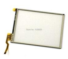 Dotykowy digitalizator do szkła ekranu obiektyw zamiennik dla konsoli Nintendo 2DS W klej