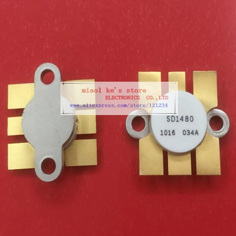 100%Original: SD1480 [ 28V-65V 20A 125W 136MHz-175MHz ] RF & MICROWAVE TRANSISTORS VHF APPLICATIONS