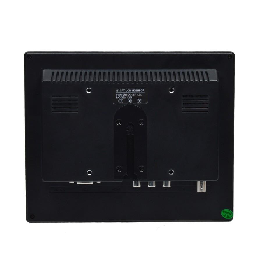 8 inch hdmi hd portable car display monitor screen display tft lcd rh aliexpress com