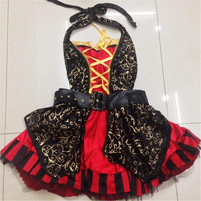 ჱ2018 new Sexy Women Pirate Costume Carnival Perfor mance