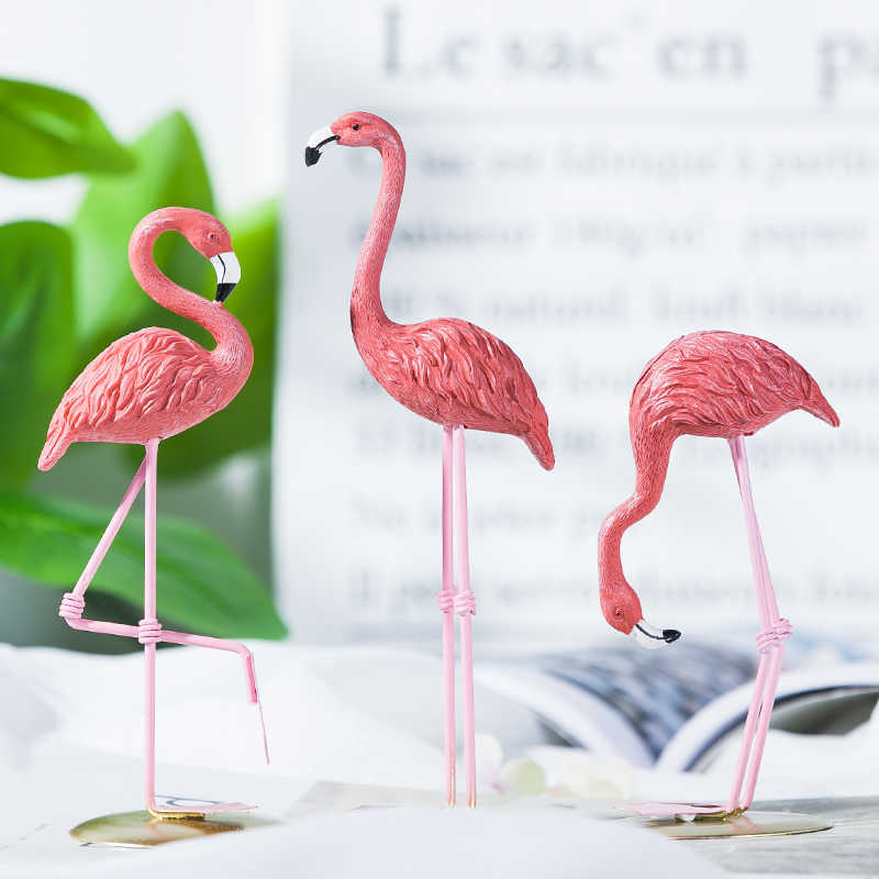 Instagram Hot Kawaii Pink Flamingo Home