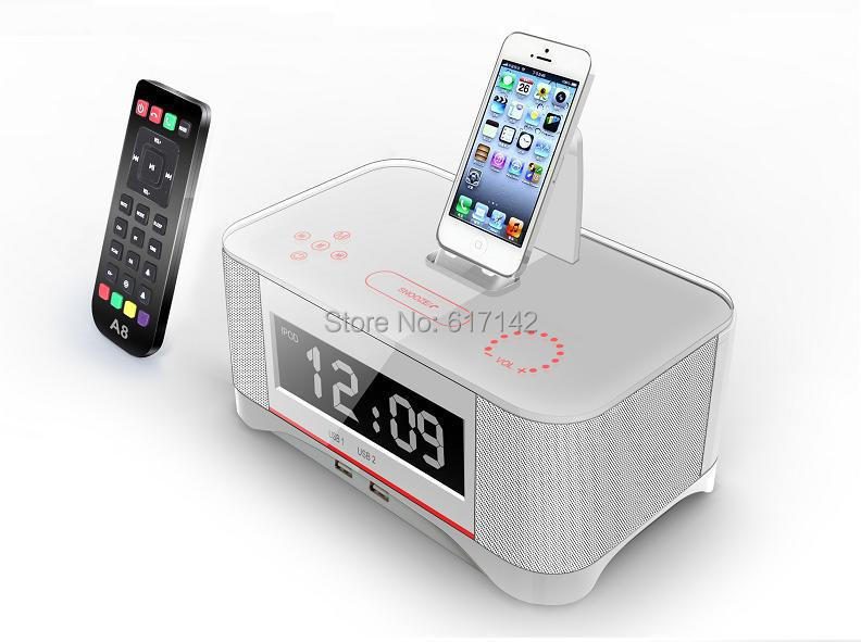 A8 Bluetooth Speaker Portable Loudspeaker Nfc Dock Station For Apple