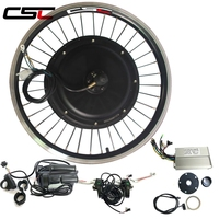 Electric Bicycle Conversion Kit 36V 250W 350W Hub Motor For 20 29inch 700C Ebike kit front Wheel Motors With LCD