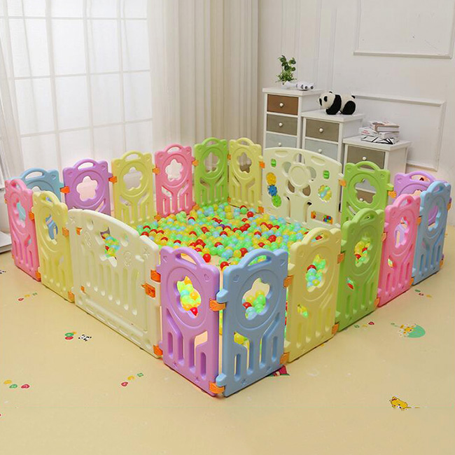 Fencing for Children Baby Safety Fence Playpen Baby Fence Kids Play ...