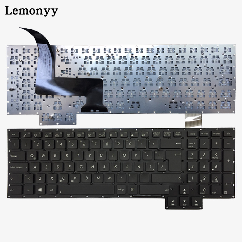NEW Latin laptop keyboard For Asus G750 G750JH G750JM G750JS G750JW G750JX G750JZ LA black keyboardNEW Latin laptop keyboard For Asus G750 G750JH G750JM G750JS G750JW G750JX G750JZ LA black keyboard