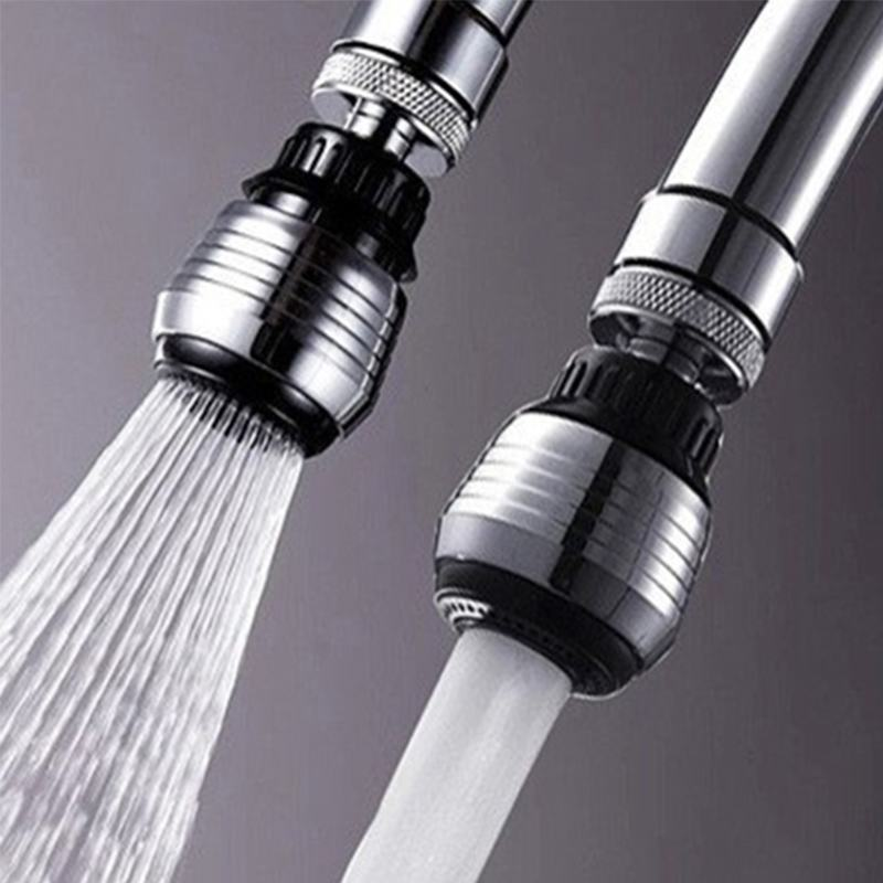 tap water saving nozzle faucet filter bathroom sink aerator kitchen faucet accessories head adapter spout filter - Kitchen Sink Nozzle