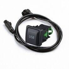 OEM VW RCD 510 RNS315 tarjeta de cableado socket Conmutador de interfaz USB arnés Verter VW Golf MK5 MK6 Jetta MK5 MK6 Scirocco 5KD035726A