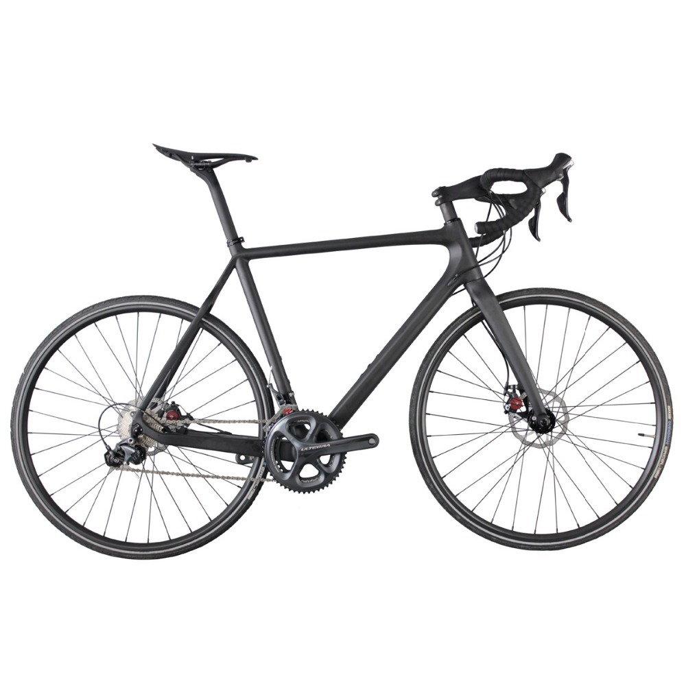 ICAN size 51 53 55 57cm double disc brake Super Light high end Carbon font b