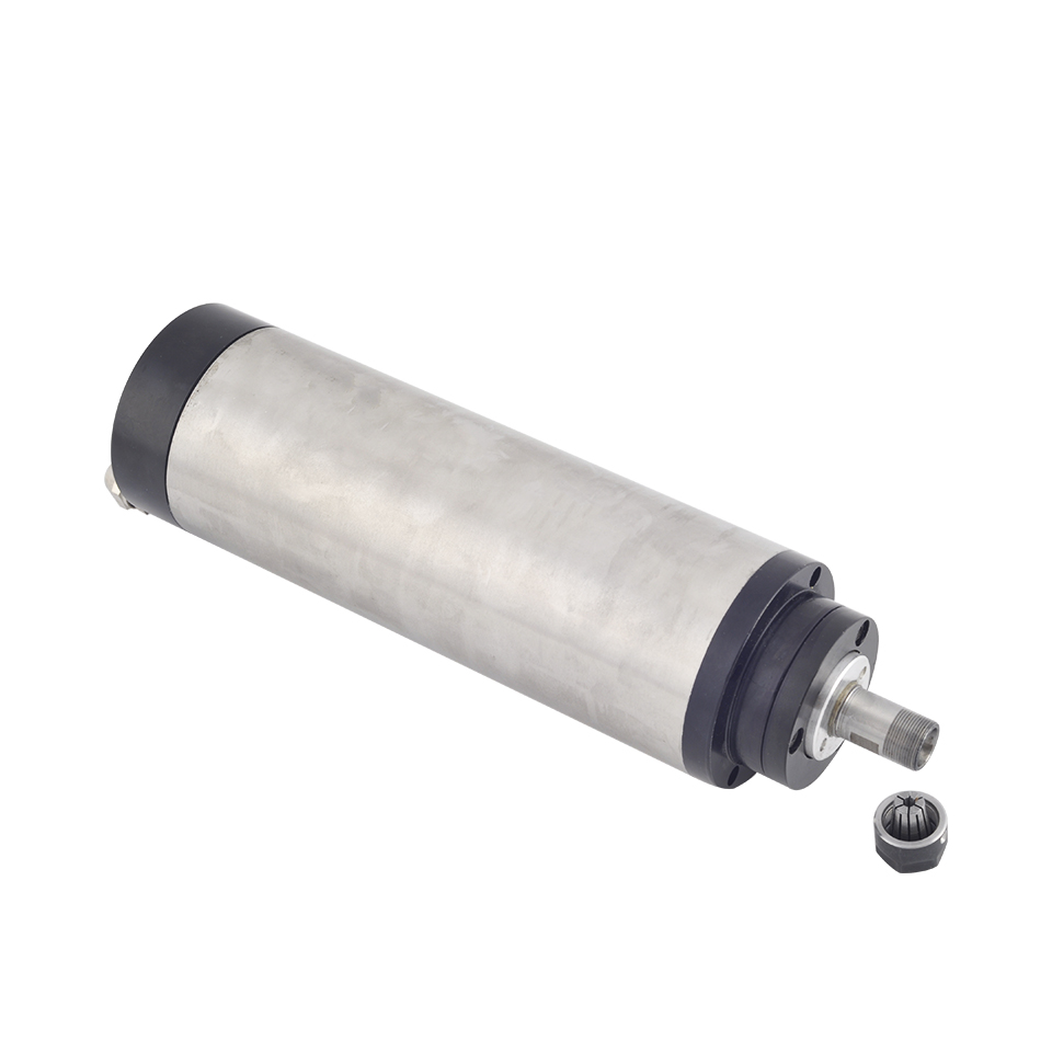 Daedalus CNC Spindel Motor 1.5KW 110 V ER11 65 MM Gravur Spindel Motor Wasser Gekühlt 1500 W Für Holz Router fräsen DIY Werkzeug - 4