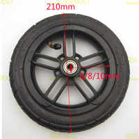 high quality 200x45 wheel Castor Wheel with Tyre & Tube motorcycle parts