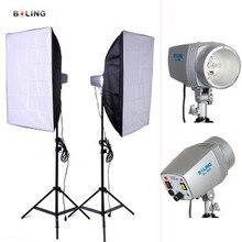 studio flash lighting kit strobe light kit strobe light Studio flash softbox photography light lamps photographic equipment cd50