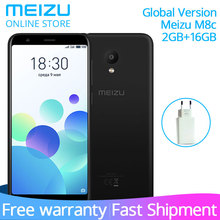 Meizu M8C 2 GB 16 GB ROM Küresel Sürüm M810H Smartphone Snapdragon 425 Quad Core 5.45