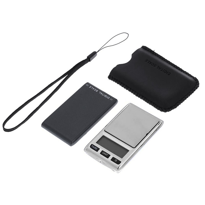 Mini Pocket Scale 200g/0.01 LCD Digital Jewelry Dual Weight Electronic  10x 116x64x17mm silver plastics 100g x 0 01g mini digital jewelry pocket scale lcd