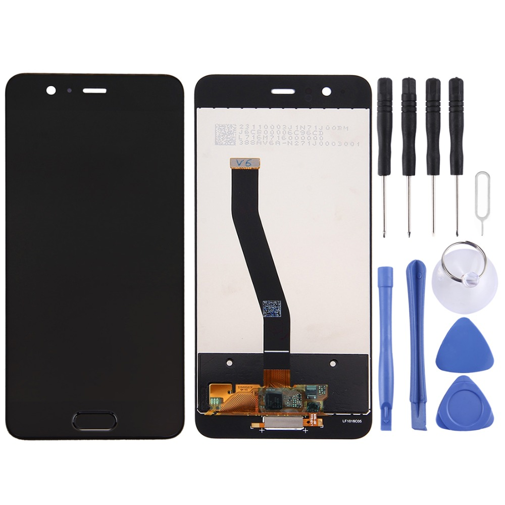 iPartsBuy for Huawei P10 LCD Screen and Digitizer Full Assembly