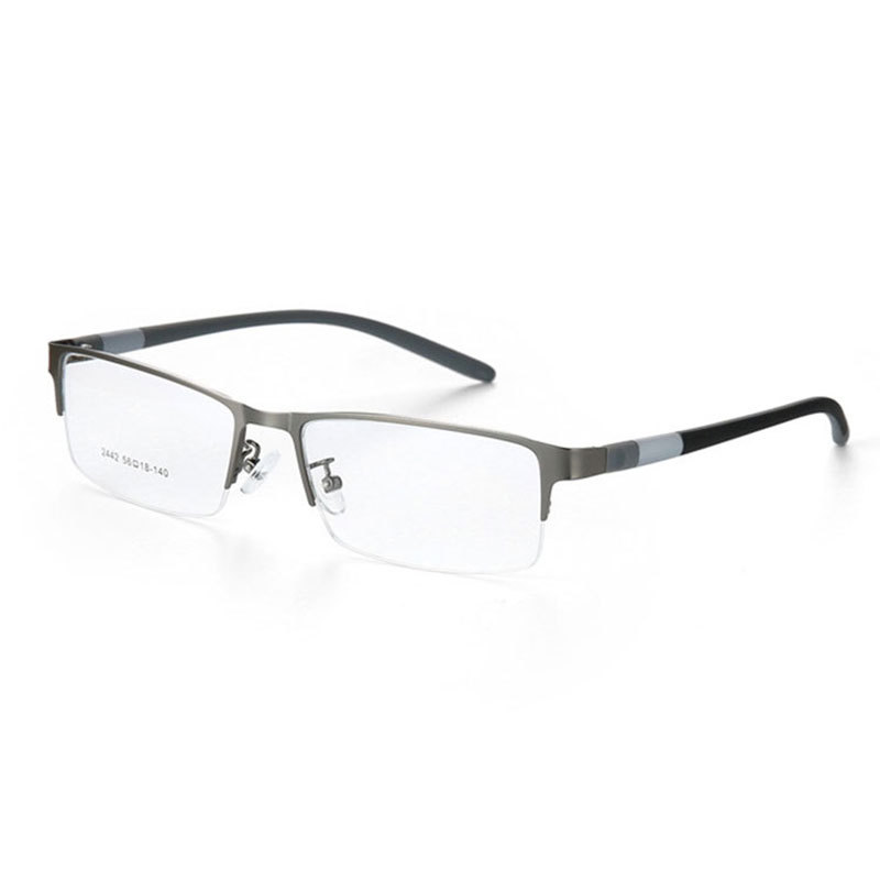Eyewear Titanium Glasses Frame Men Eyeglasses Computer Optical Prescription Eye Glasses male Spectacle for Man Eyewear