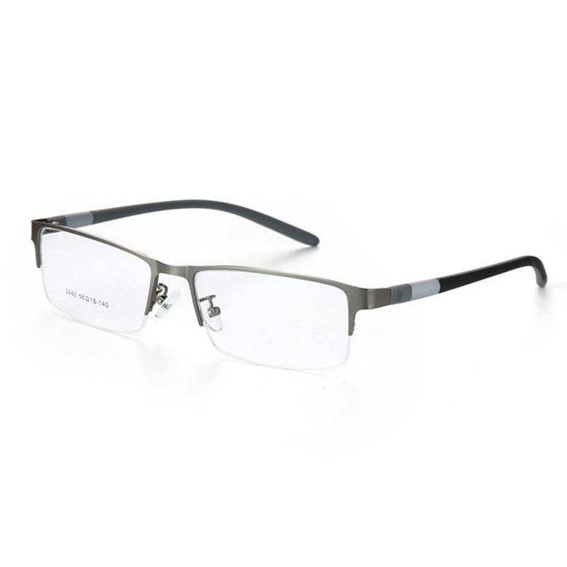 Eyewear Titanium Glasses Frame Men Eyeglasses Optical Prescription Eye Glasses male Spectacle for Man Eyewear