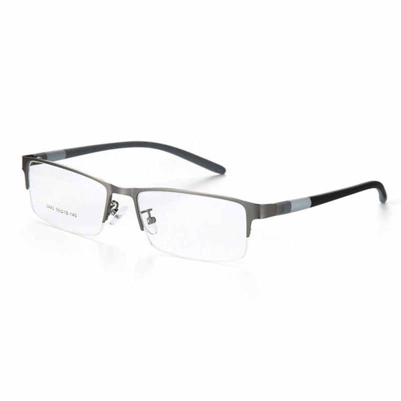 Óculos Óculos De Titânio Quadro Homens Óculos Óculos de Prescrição Óptica Óculos Espetáculo masculino para o Homem