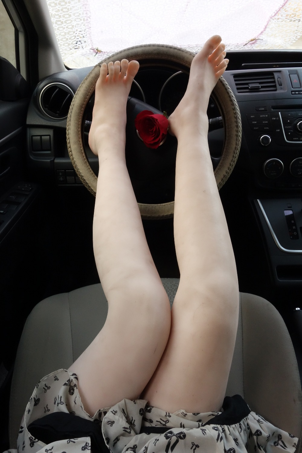 sexy girl foot fetish
