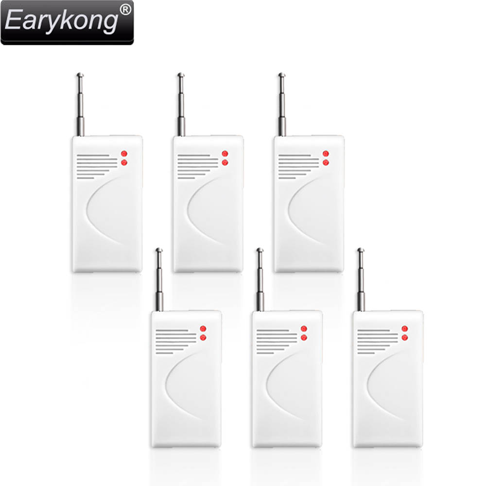 Security Protect Wireless vibration detector white color 433MHz wireless frequency for Home Burglar Security Alarm System wireless smoke fire detector for wireless for touch keypad panel wifi gsm home security burglar voice alarm system
