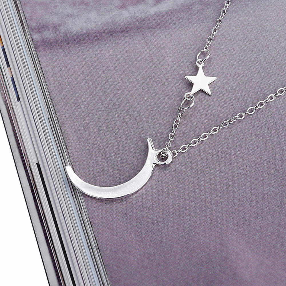new  elegant fresh necklace Retro Art Skull Head Necklace Pendant Jewelry high quanlity for women gift @8