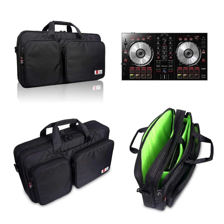 BUBM Профессиональный противоударный переноски чехол для телефона для Gopro для путешествий для Pioneer DDJ SB 2 SB3 производительность DJ сумка диспетч...