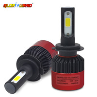 Led H7 H4 H1 H3 H11 H8 H9 9005 HB3 9006 HB4 Auto Led Light 72W