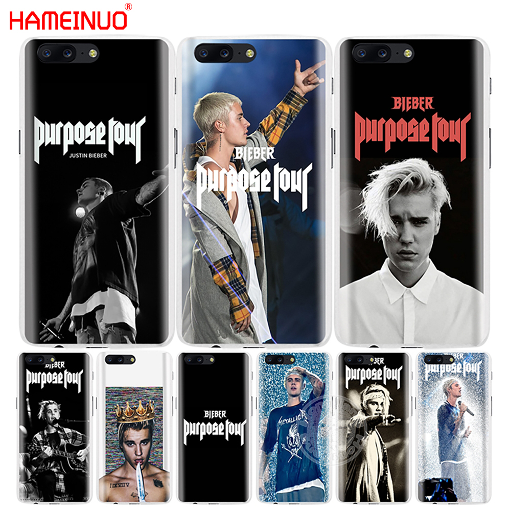 Phone Bags & Cases Audacious Hameinuo Justin Bieber Purpose Tour Cover Phone Case For Oneplus One Plus 5t 5 3 3t 2 X A3000 A5000 Commodities Are Available Without Restriction