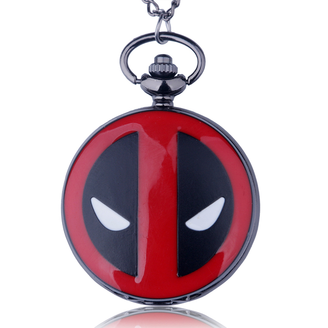Fashion Cosplay Anime Cartoon Pocket Watches for Kids Boys and Girls CF1056