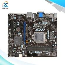 MSI H67MA-E35 (B3) Original Used Desktop Материнских Плат H67 Сокет LGA 1155 DDR3 i3 i5 i7 16 Г SATA3 Micro-ATX