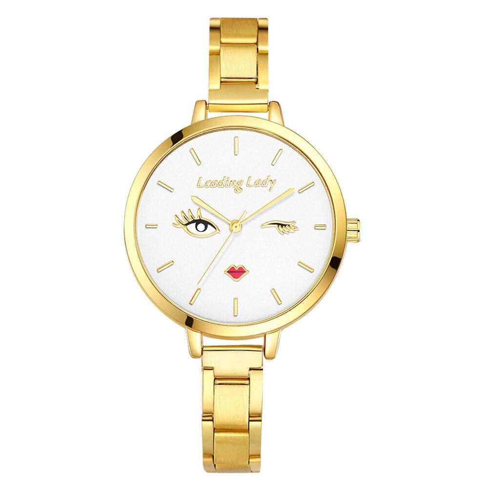 2017 Relojes Hombre Women Watches Relogio Feminino Clock Women Casual Simple Quartz Analog Watch Band Wrist