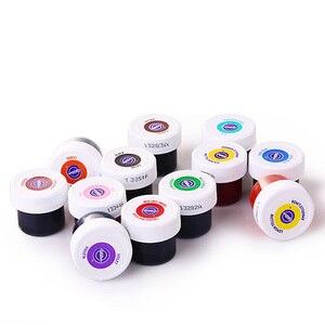 Image 5 - Lebensmittel Farbe 12 Stück Gel Basis Lebensmittel Färbung Additiv für Icing Fondant Kuchen Teig Kuchen Farbe Werkzeuge