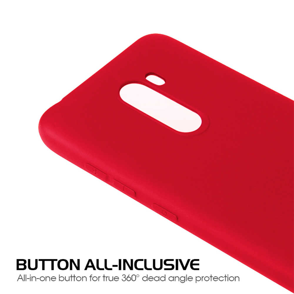 Dla Xiao mi czerwony mi 4X 6A 5 Plus uwaga 5 6 Pro mi 8 Lite SE 6 mi A2 a1 6X 5X Max 3 mi x 3 Pocophone F1 odtwarzaj wyraźny silikonowe etui