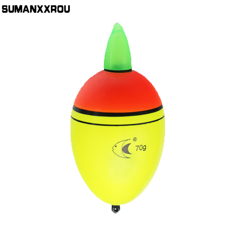 Fishing Float  Boia Foam Type Led Fishing Light Stick Bobber Buoy Electronic Glowing Night Fishing Floats