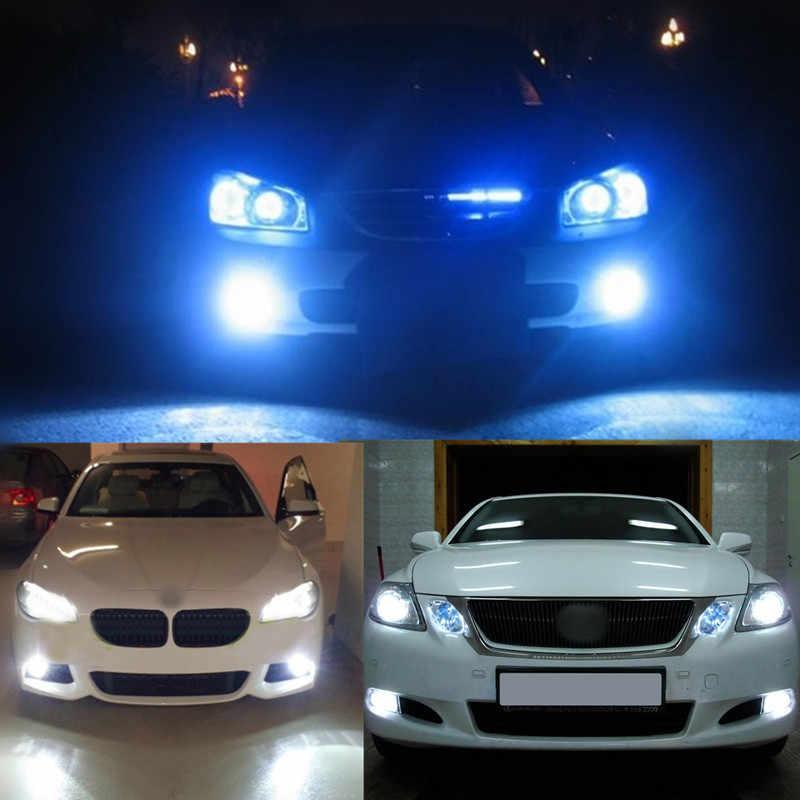 1 шт. H11 светодиодный высокое Мощность 5630 33 светодиодный чистый Белый Туман Глава Хвост вождение автомобиля лампа 12 В H11 33 SMD противотуманных фар автомобиля источник света