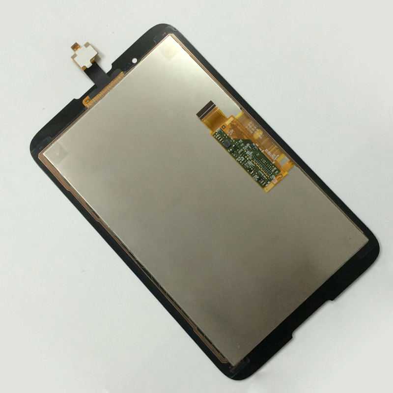 Black For Lenovo Tab A7-30 A3300 A3300T A3300-GV A3300-HV Touch Screen Digitizer Sensor + LCD Display Panel Monitor Assembly srjtek parts for lenovo a3300 a3300t a3300 hv lcd display touch screen digitizer panel monitor assembly with frame replacement