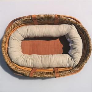 Image 5 - Nowy! Zdjęcie dziecka strzelać pszenica pączek pozowanie rekwizyty 6 sztuk/zestaw poduszki dla niemowląt pierścień noworodka Fotografia rekwizyty wypełniacz do koszy Fotografia
