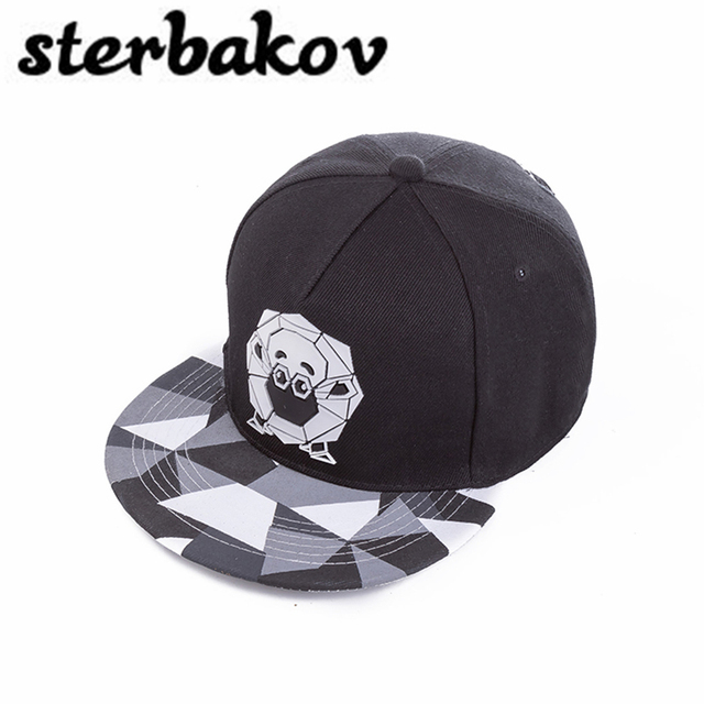ca325fd557d 2016 Summer New Cartoon Bear Adjustable Baseball Caps Snapback Hats For Men  Women Fashion Sports Cap Hip Hop Sun Bone Hat