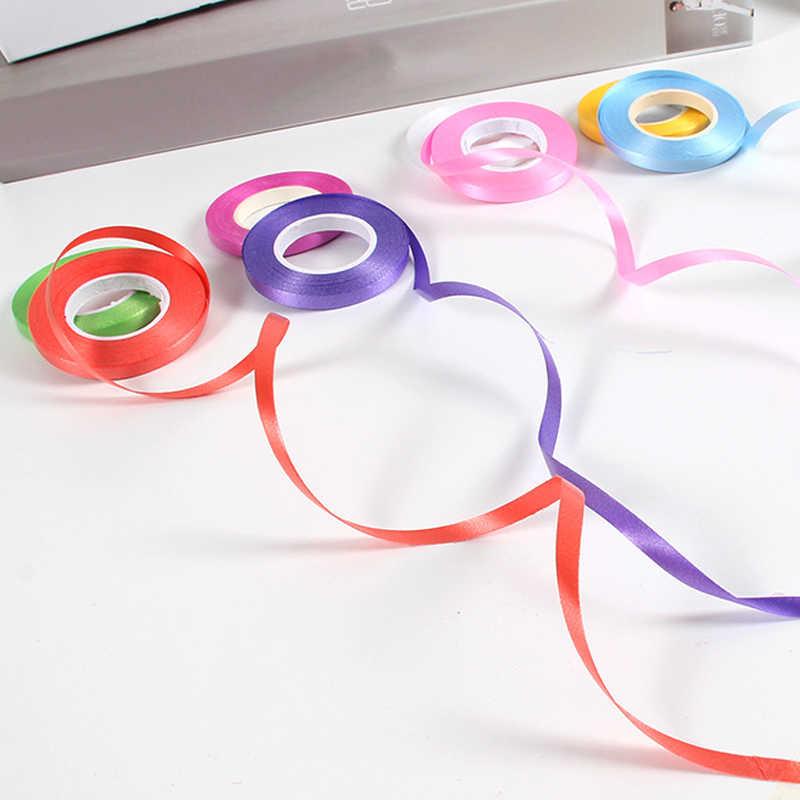 בערך מכירות 1 pcs 10 M סרט בלון לחתונה מסיבת יום הולדת בלון קישוט צעצוע PP בלון קרלינג סרטי DIY