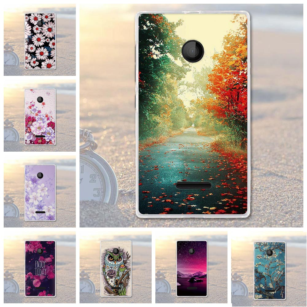 Soft TPU Silicon Cell Phone Cases For Microsoft Nokia Lumia 435 N435 Covers 532 N532 Housing Bags Skin Shell For Nokia Lumia 435