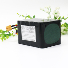 KLUOSI UAV Rechargeable Li-ion Battery 22.2V25.2V 24V14Ah 6S4P Use Single Cell NCR18650GA Combination Suitable for Various Drone