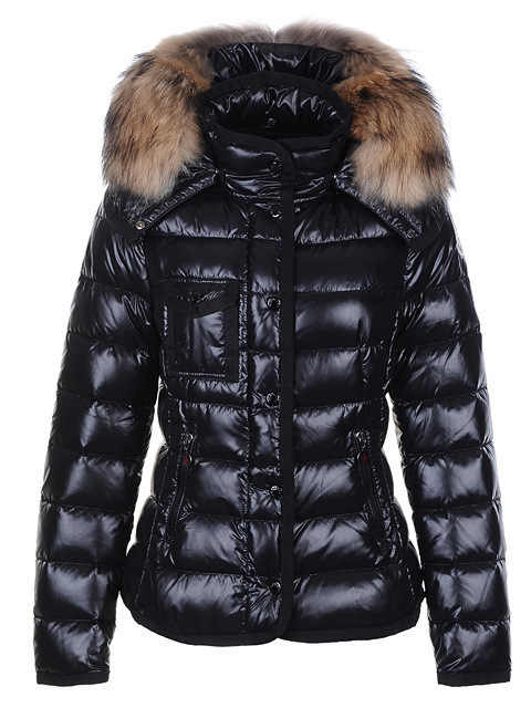 Europe Station Short Star Woman Hair Down Jackets