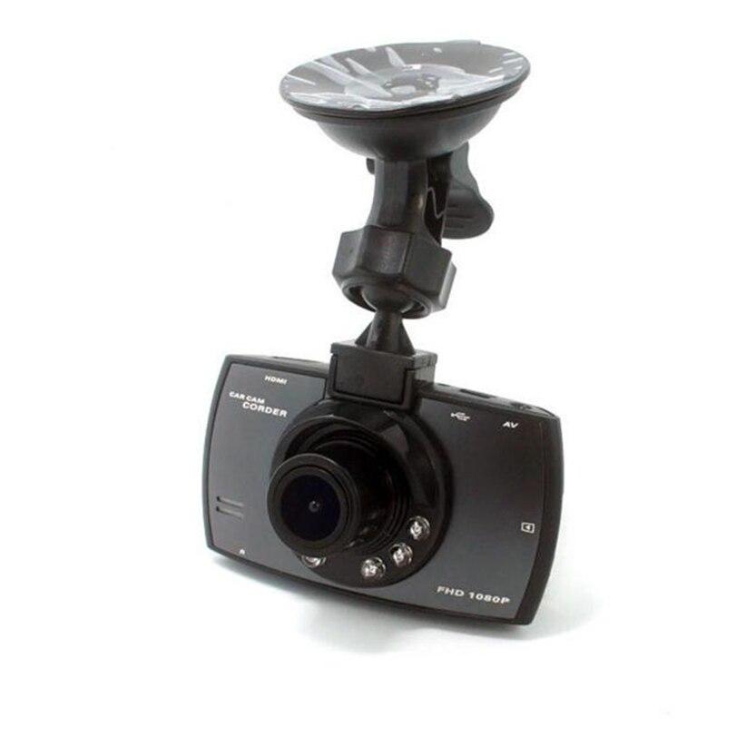 1080 P 2.7 'HD LCD double lentille voiture Dash caméra vidéo DVR Cam enregistreur Vision nocturne Futural livraison directe numérique