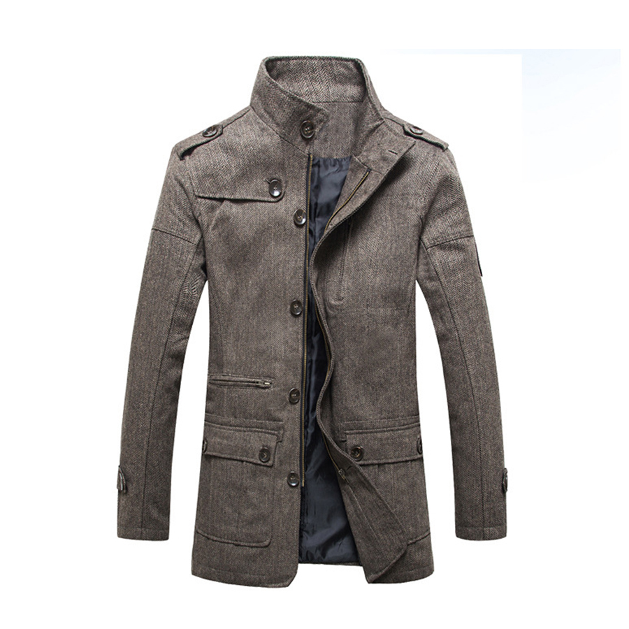 Wholesale Mens Pea Coat