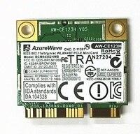 SSEA AzureWave Broadcom BCM94352HMB BCM94352 802 11 Ac 867Mbps Wifi Half Mini PCI E DW1550 Wireless