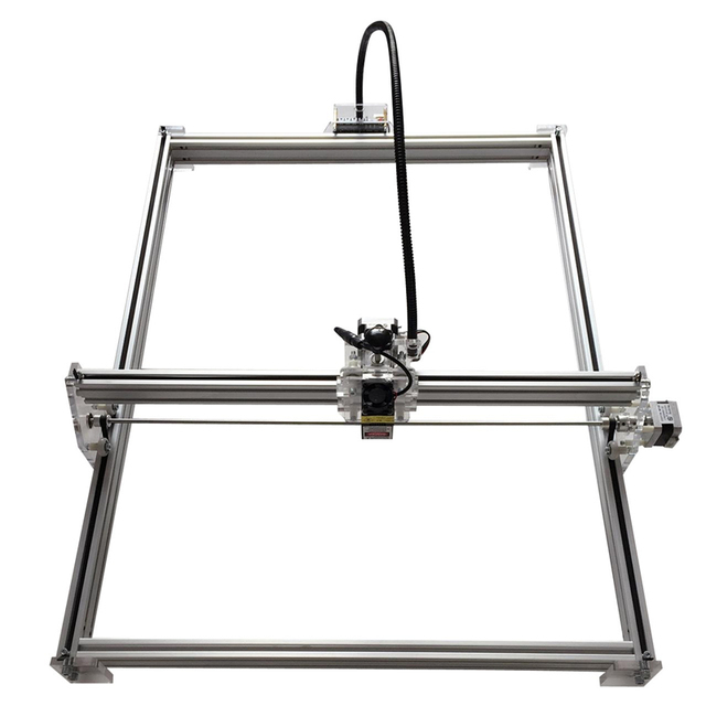 LY M1 500MW Desktop DIY Violet Laser Cutting Machine Picture CNC Printer 100*100CM