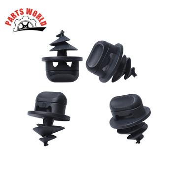 4 PCS Car Floor Mat Clips for Ford Mondeo, Escort, Focus MK1, Transit Connect, Fiesta OEM 5029995, A94 image